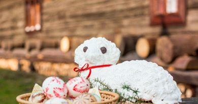 Recept na velikonočního beránka profesionální valašské cukrářky