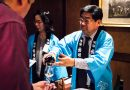 Češi přicházejí na chuť japonskému sake