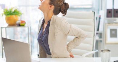 Bolesti zad mohou mít mnoho příčin. Na co si dávat pozor?