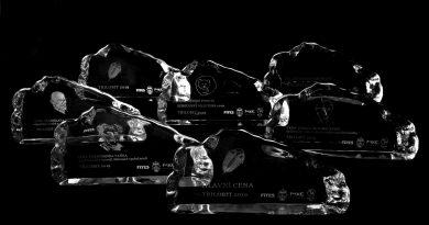 Audiovizuální ceny TRILOBIT 2020 již zítra!