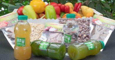Průzkum: Raw stravování se v Česku napevno ukotvilo. Češi se už neptají na význam slova raw. Na internetu vyhledávají chutné recepty a podniky