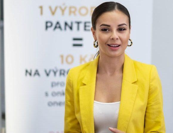Monika Bagárová mění povolání v rámci kampaně Pantene Silná a krásná