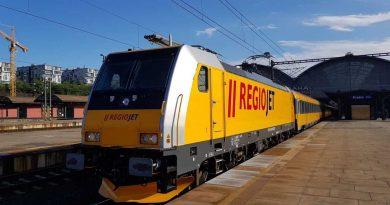Cestující se vracejí zpět – zájem o cestování vlaky RegioJet opět roste