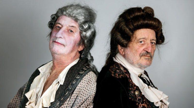 Herečtí bardi Bolek Polívka a Milan Lasica se opět setkají na jevišti, tentokrát v inscenaci Klíště!