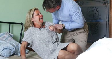 První díl seriálu Linka: Brutální domácí násilí, které se může dít i za dveřmi vašich spořádaných sousedů!