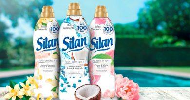 Zahalte své oblečení do svěží a šťavnaté vůně letních měsíců s aviváží Silan Aromatherapy+