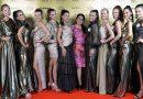 Módní návrhářka Jenny Jeshko oblékla missky do zlata
