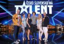 Česko Slovensko má talent je ve třetině