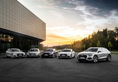 Rodina Audi now vítá nové přírůstky: A5, A6, Q5 a Q7 nově dostupné na operativní leasing