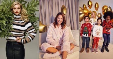 Víme, proč se zamilujete do vánoční kolekce F&F!