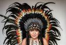 Indiánka Bára Hrzánová načetla pohádky pro děti