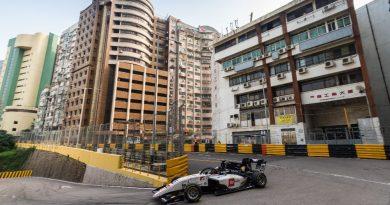 F3 v Macau: Verschoor překvapivě vyhrál, Charouzův Ilott šestý