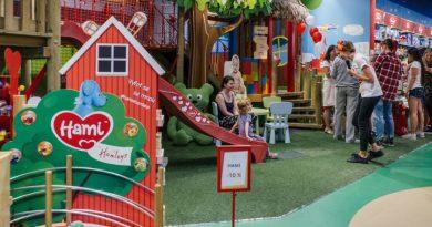 Užijte si den jako z pohádky v Hamíkově v kouzelném hračkářství Hamleys