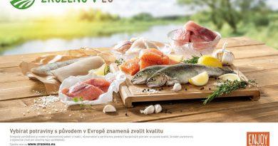 Češi by měli konzumovat více sladkovodních a mořských ryb