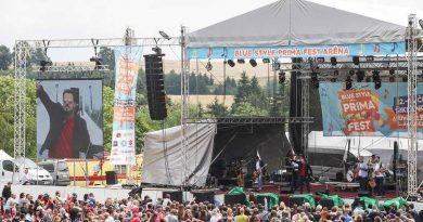 Letošní ročník letního multigeneračního festivalu BLUE STYLE PRIMA FEST se neuskuteční