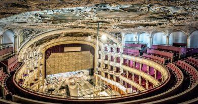 Národní divadlo spustilo unikátní filantropický projekt: Darujte křeslo do Opery!