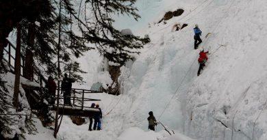 Ledolezení: Zažijte adrenalinový zážitek a zdolejte ledovou stěnu