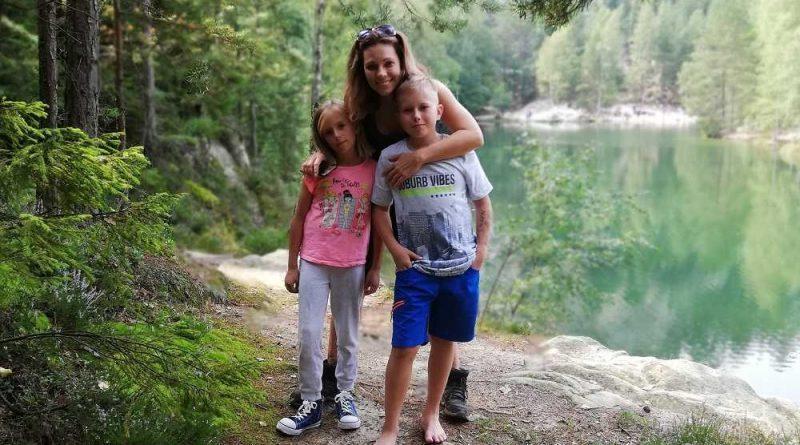 Michaela Nosková v boji o děti