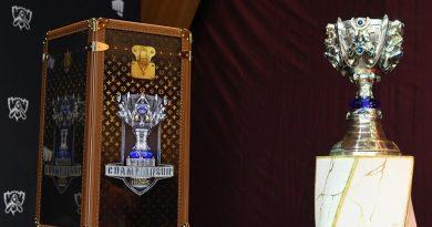 Louis Vuitton představil capsule kolekci League of Legends
