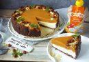 Upečte si ovocný dort z rakytníkového pyré