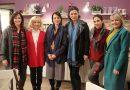Hrdinky seriálu Slunečná myslí na druhé a pomáhají s Nadačním fondem Seňorína