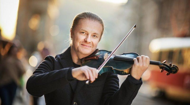 Když muzikant nehraje, jako by nežil, říká houslista Pavel Šporcl