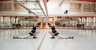 """Balet Národního divadla on-line tréninky inspiruje a motivuje: """"Protančíte tím s námi?"""""""