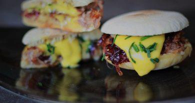 Gypsy burger od Pavla Berkyho