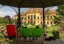 Jaro v mysliveckém zámku Habsburků Schloss Eckartsau