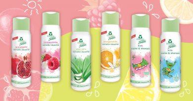 Přibližte si léto s přírodními sprchovými gely Frosch Senses