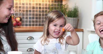 Má vaše dítě dostatek Omega trojek a vitaminu D, který přispívá k dobré imunitě?