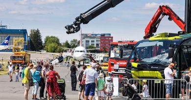 Runway Park: víkend ve znamení letectví a připomínky významného výročí