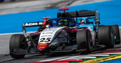 Velká cena F3 v Rakousku: Fraga, Staněk ani Schumacher na body nedosáhli