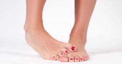 Nezanedbávejte péči o své nohy ani v zimě