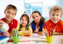 Jak dětem kompenzovat dlouhé sezení vlavicích?