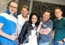 Lucie Bílá a 4 Tenoři představují první singl z nového alba!