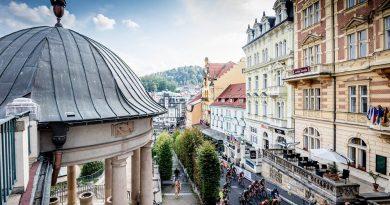 Užjte si zábavu a relaxaci v Karlových Varech