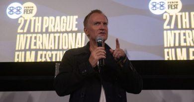 Dánský herec Ulrich Thomsen na MFF Praha – Febiofest: Karanténu neřeším. Podpora kultuře je prioritní!