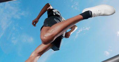 Běžecké boty, které nikdy nebudete vlastnit. On představuje předplatné se 100% recyklovatelnými botami