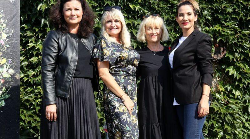 Čtyři sudičky ze Slunečné jsou patronkami nového bezbariérového vstupu do Botanické zahrady