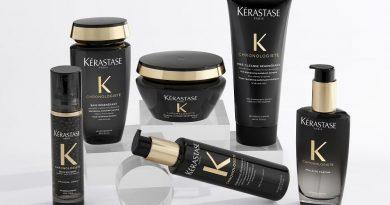 Kérastase Chronologiste: Také vaše vlasy potřebují anti-aging péči?