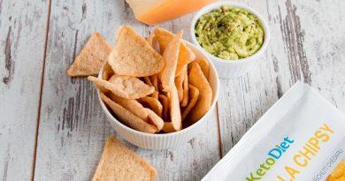 Proteinové chipsy nejen k večerním filmům
