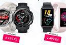 První outdoorové hodinky HONOR Watch GS Pro a nadupané fitness hodinky HONOR Watch ES zakoupíte ode dneška i na českém trhu!