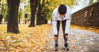 Běhání na podzim? Žádný problém…