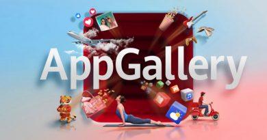 Huawei AppGallery v novém! Objevování aplikací ještě nikdy nebylo zajímavější