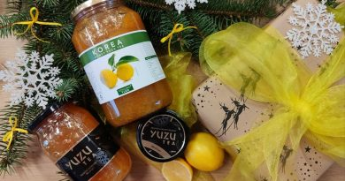 Netradiční vánoční drink? Zkuste koktejl s Yuzu tea