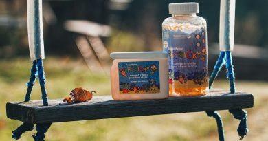Rybí tuk na lžičku je minulostí, vyzkoušejte ovocné žvýkací Rybičky!