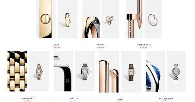 Cartier zahajuje nový rok celosvětovou kampaní věnovanou ikonickým designům značky