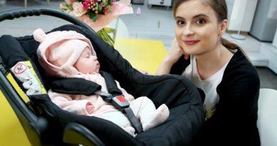 Herečka Eva Josefíková se chystá na mateřství