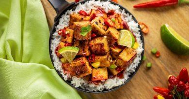 Češi chtějí vařit jednoduše: LUNTER představuje Tofu na pánev, se kterým půjde vaření samo